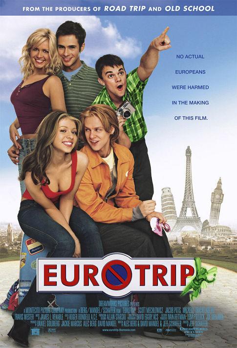 Eurotrip online cz
