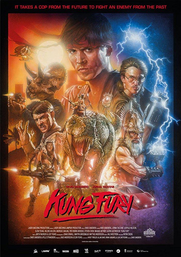 Kung Fury online cz