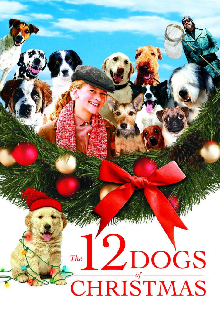 Tucet vánočních psů 12 vianočných psov online cz