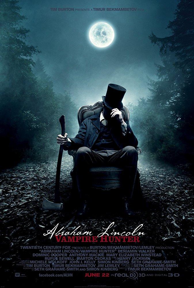 Abraham Lincoln: Lovec upírů Abraham Lincoln Lovec upírov online cz