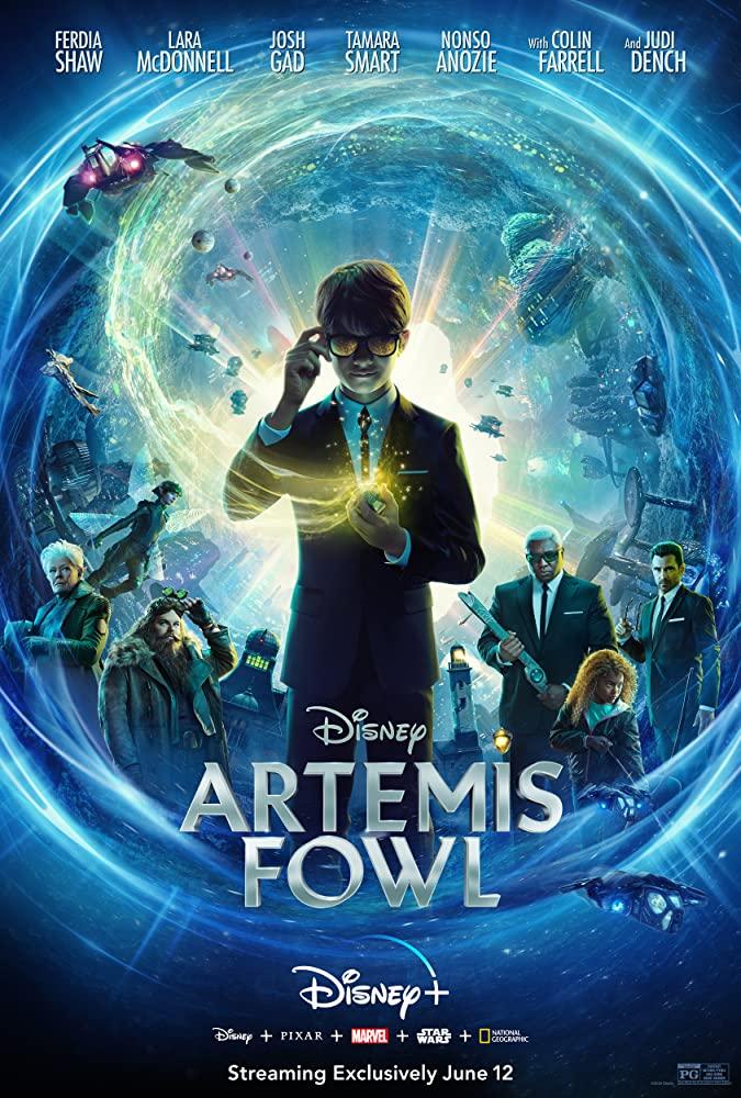 Artemis Fowl online cz