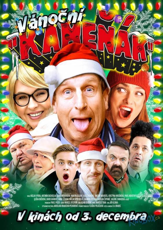 Vánoční Kameňák Kameňák 5 online cz