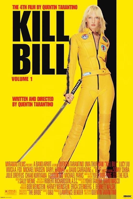 Kill Bill 1 online cz