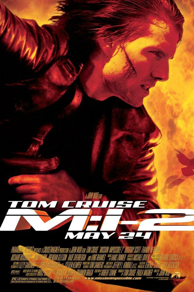 Mission Impossible 2 (2000) online cz