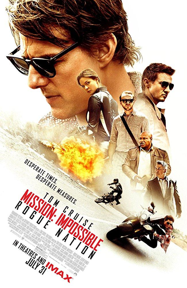 Mission Impossible: Národ grázlov Mission Impossible 5 Národ grázlov online cz
