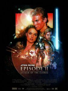 Star Wars: Epizoda II - Klony útočí Star Wars 2 Epizoda II - Klonovaní útočia online cz