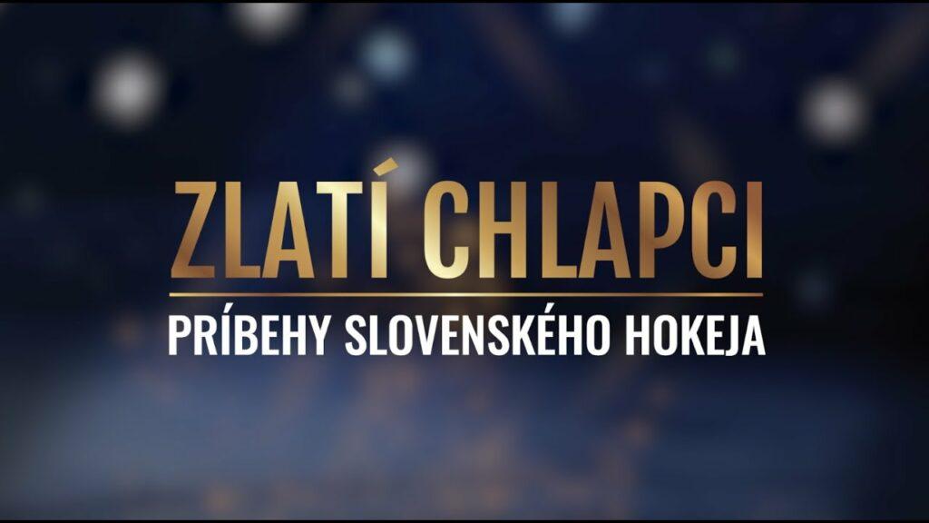 Zlatí chlapci Príbehy slovenského hokeja online cz online cz