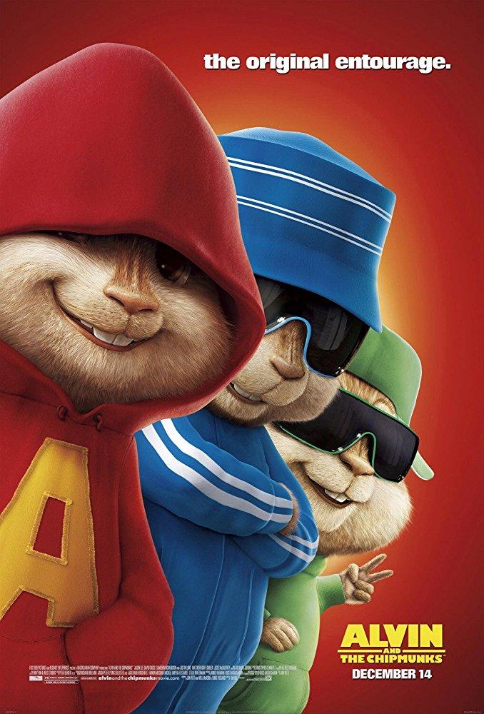 Alvin a Chipmunkové Alvin a Chipmunkovia 1 online cz
