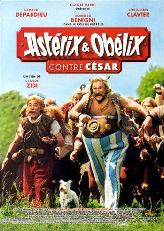 Asterix a Obelix kontra Cézar online cz