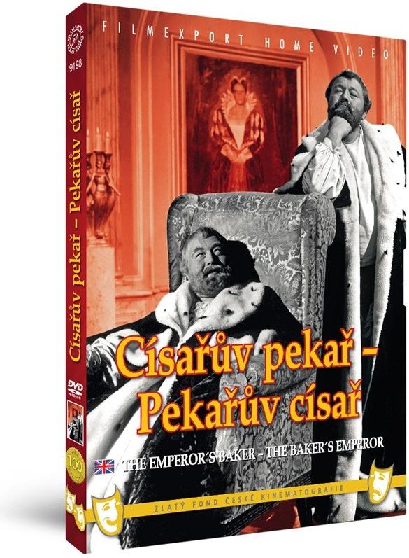 Cisárov pekár a pekárov cisár Císařův pekař - Pekařův císař online cz