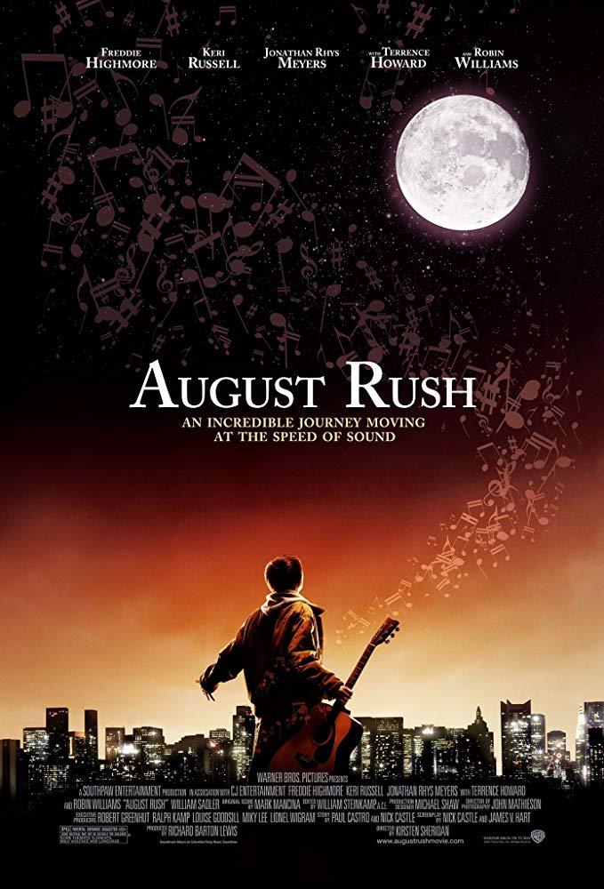 August Rush - Melodie mého srdce Cesta do New Yorku online cz