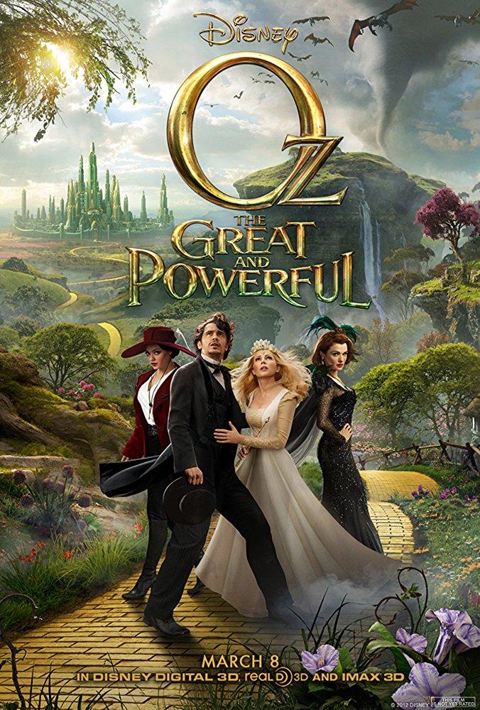 Cesta do krajiny Oz / Mocný vládce Oz (2013) online cz