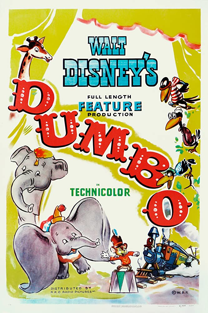 Dumbo 1941 online cz