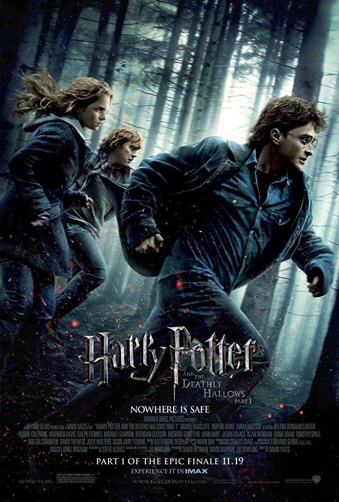 Harry Potter a Dary smrti - 1. online cz