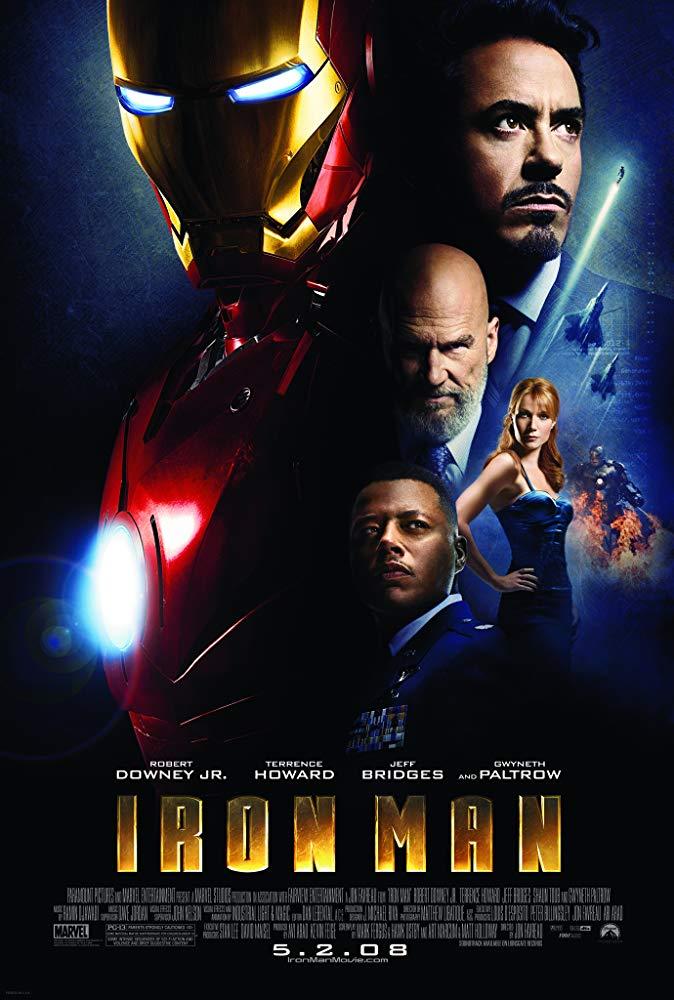Iron Man 1 online cz