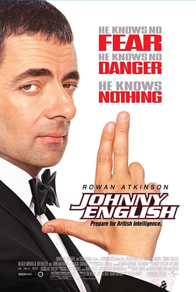 Johnny English online cz