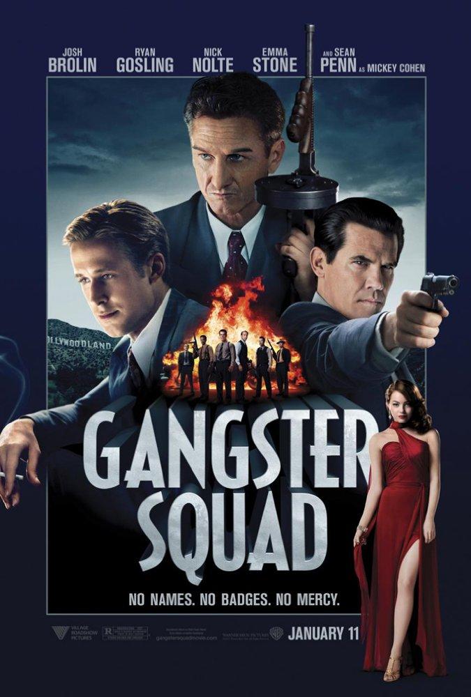 Gangster Squad – Lovci mafie Lovci gangstrov online cz