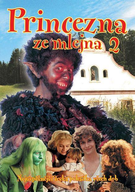 Princezna ze mlejna 2 online cz