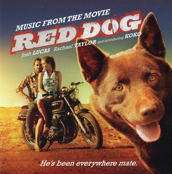 Red Dog - psí legenda Red Dog - Červený pes online cz online cz