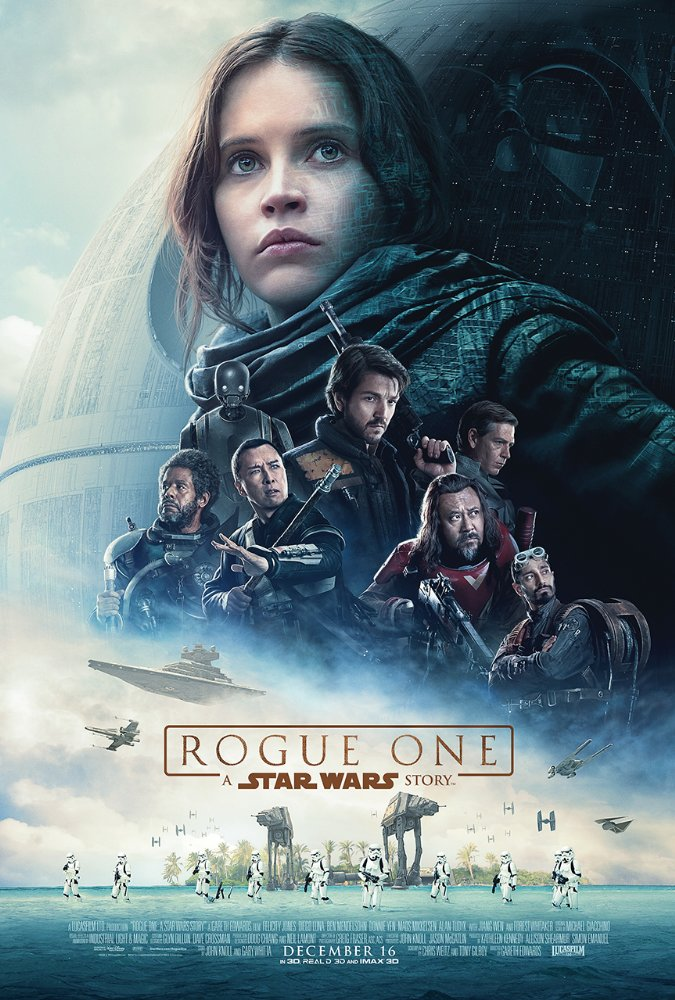 Rogue One Star Wars Story online cz