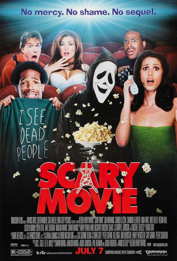 Scary Movie 1 online film