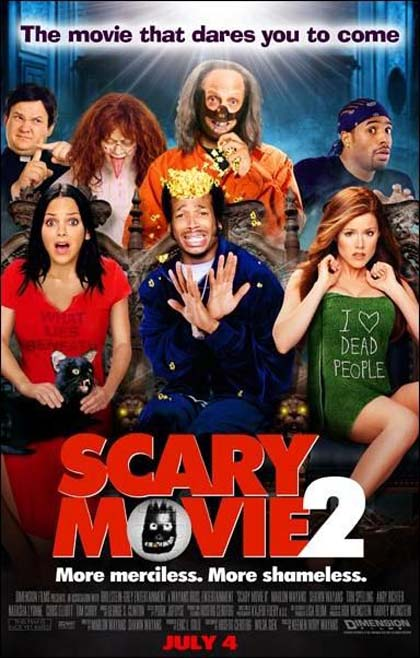 Scary Movie 2 online film