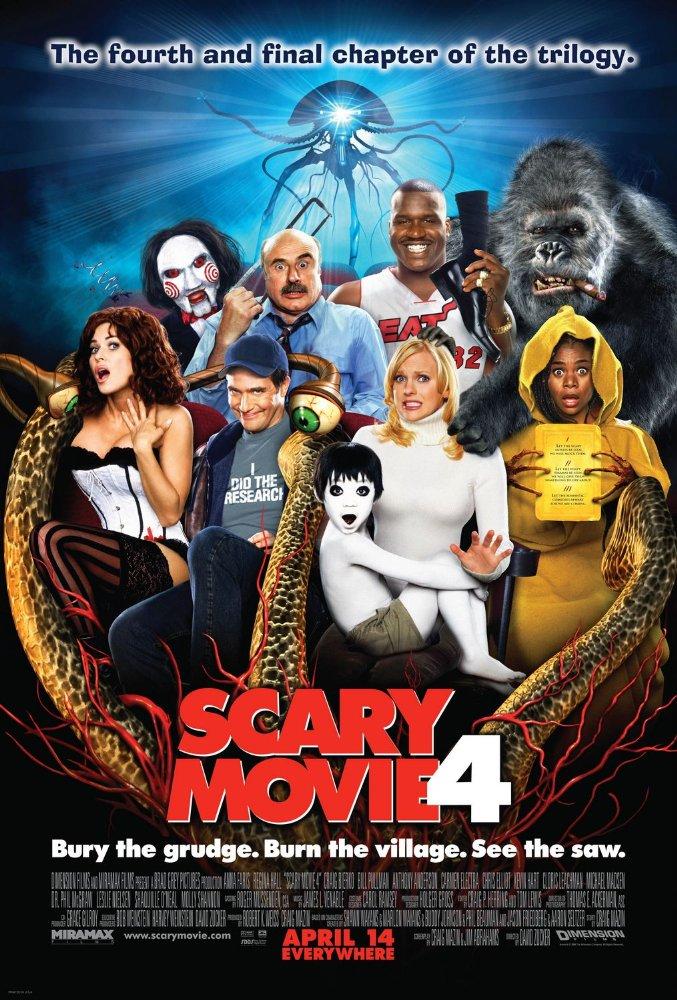 Scary Movie 4 online film