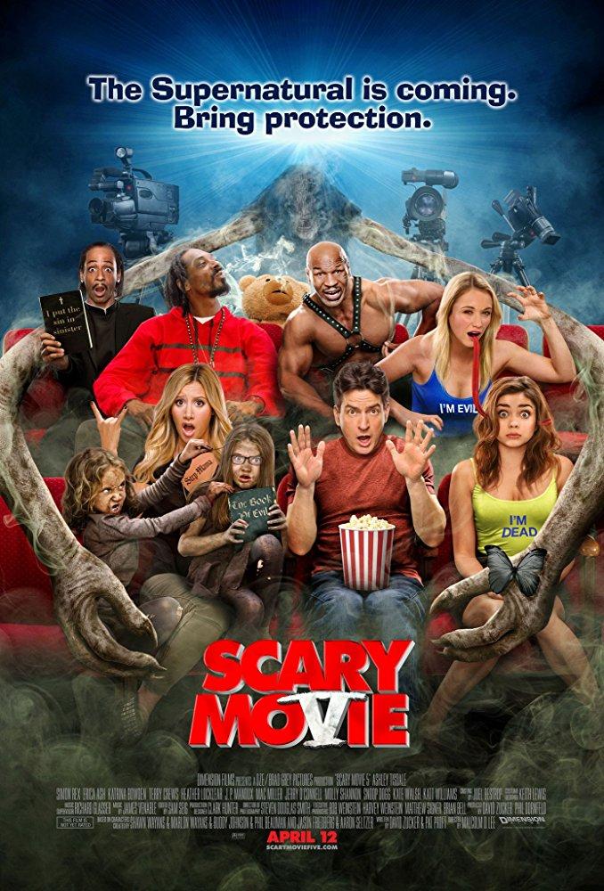 Scary Movie 5 online cz