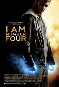 Som číslo štyri online cz