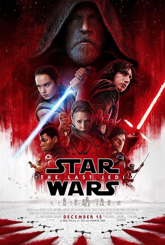 Star Wars Epizoda 8 - Poslední Jediovia online cz