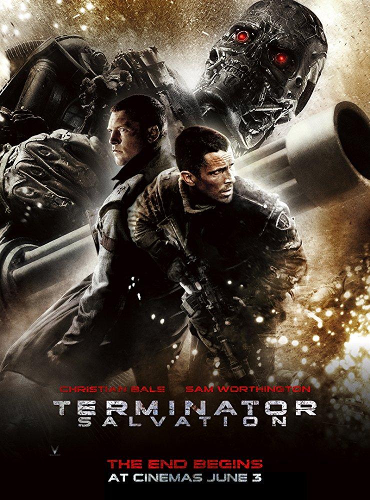 Terminator 4 Salvation online cz