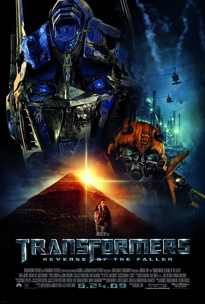 Transformers 2 Pomsta porazených online cz