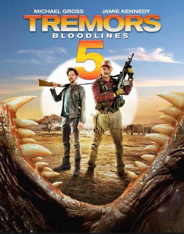 Tremors 5 Bloodlines online cz