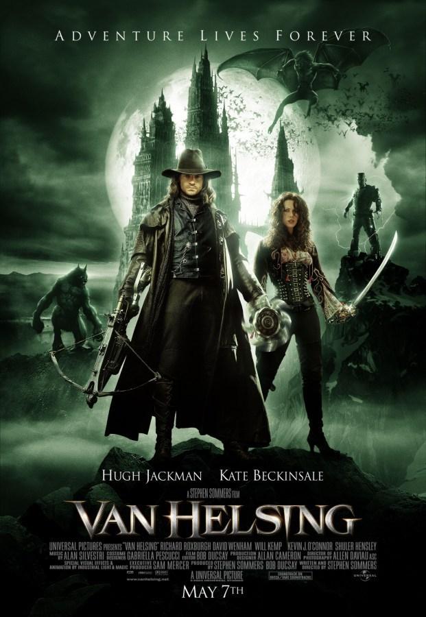 Van Helsing online cz