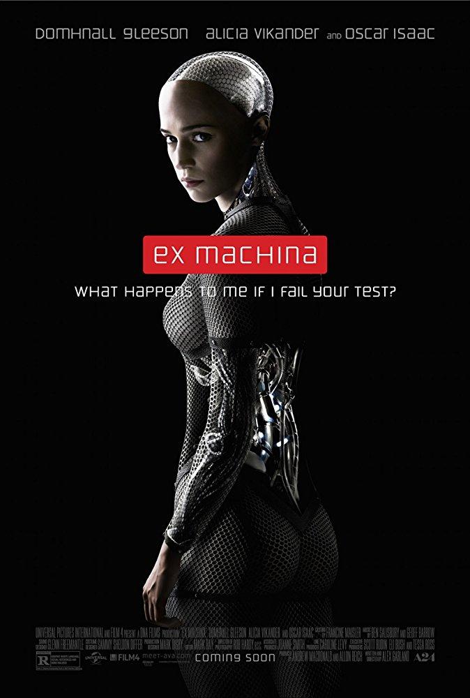 Ex Machina online cz