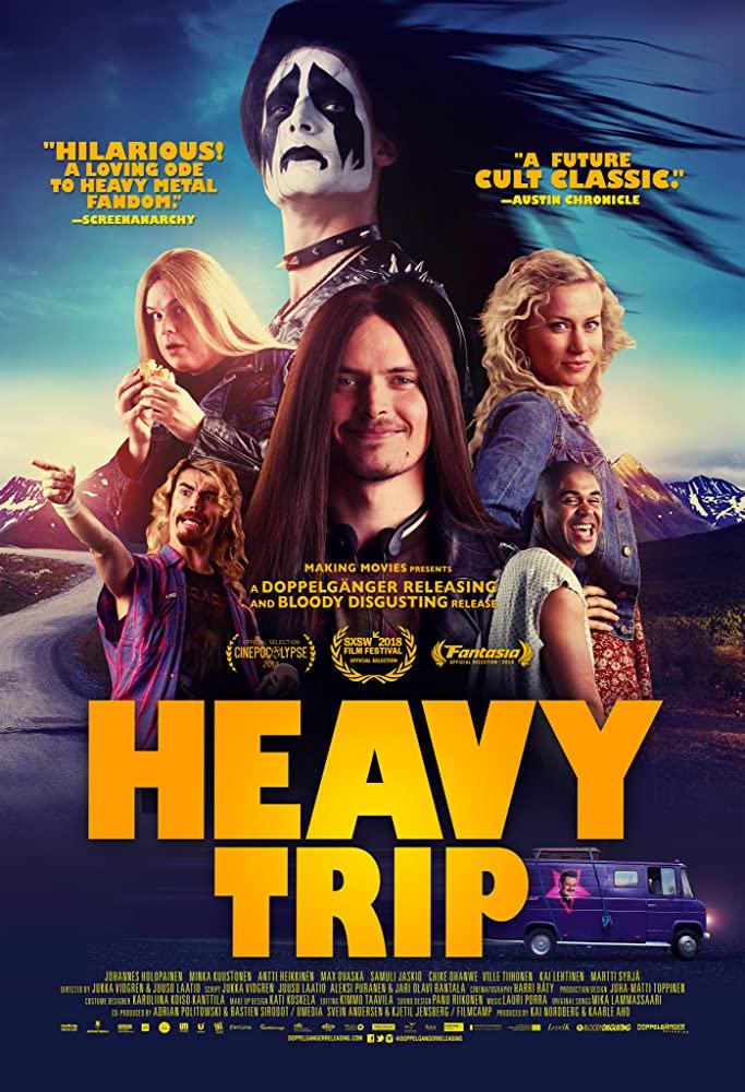 Heavy Trip online cz