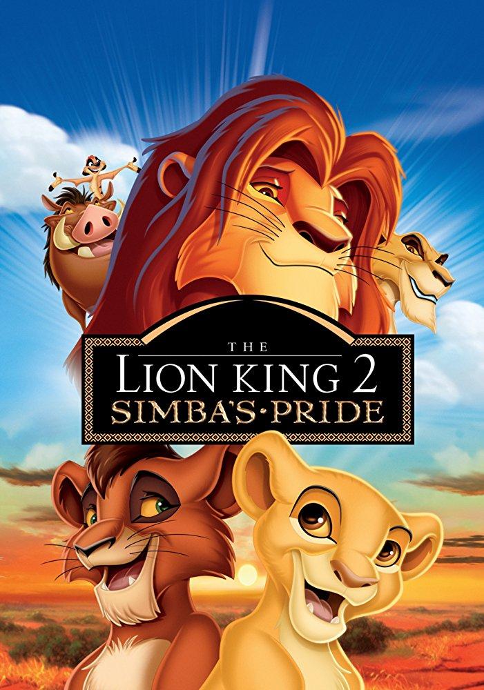 Leví kráľ 2 Simbova pýcha online film