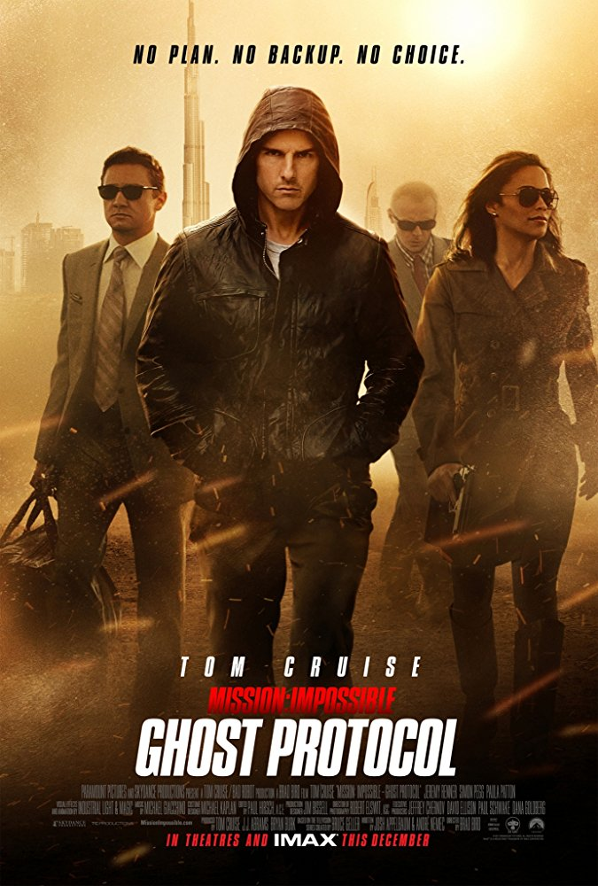 Mission Impossible 4 online cz
