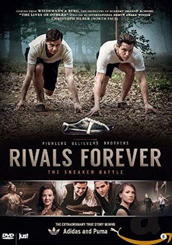 Rivalové navždy - bitva o tenisky online cz
