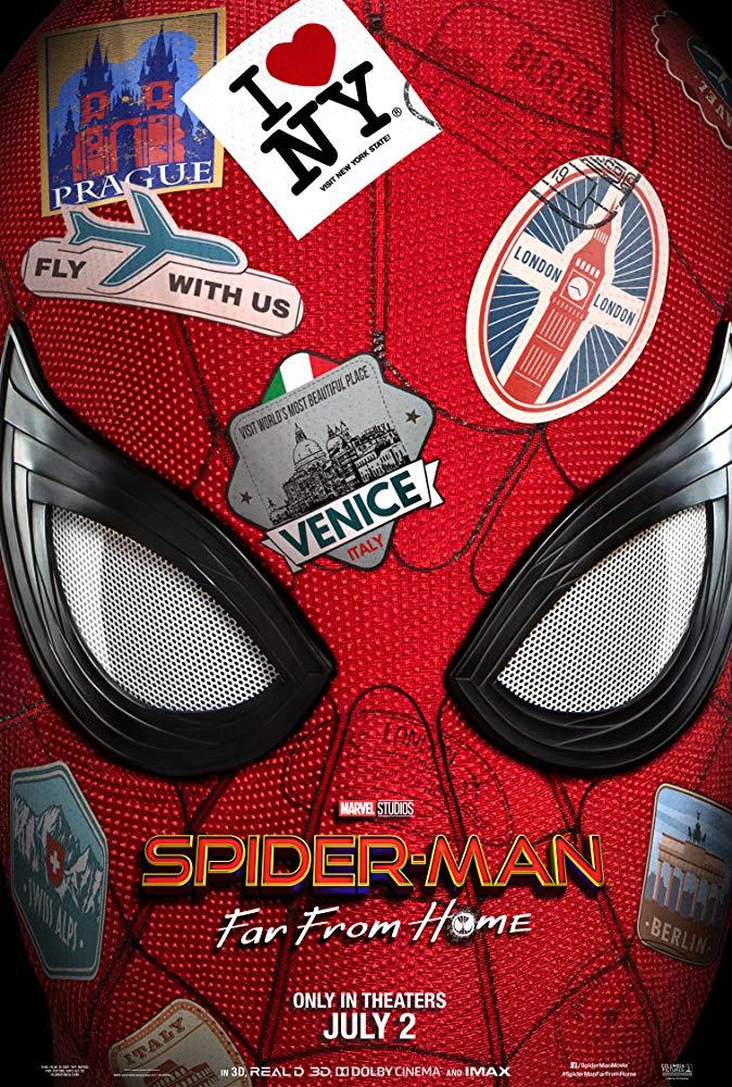 Spider-Man Ďaleko od domova online cz