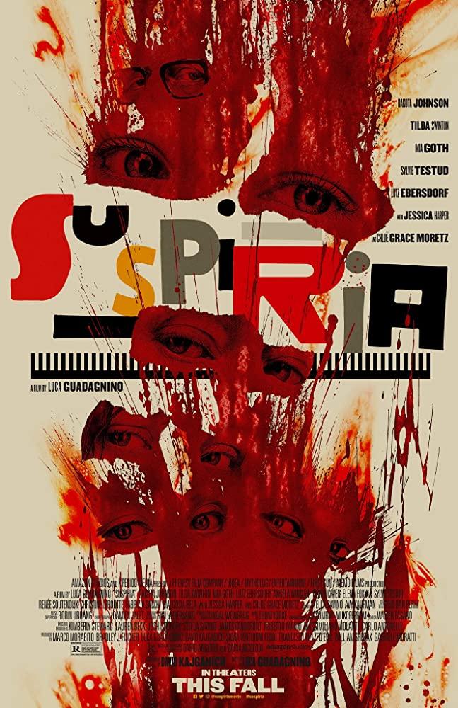 Suspiria online cz