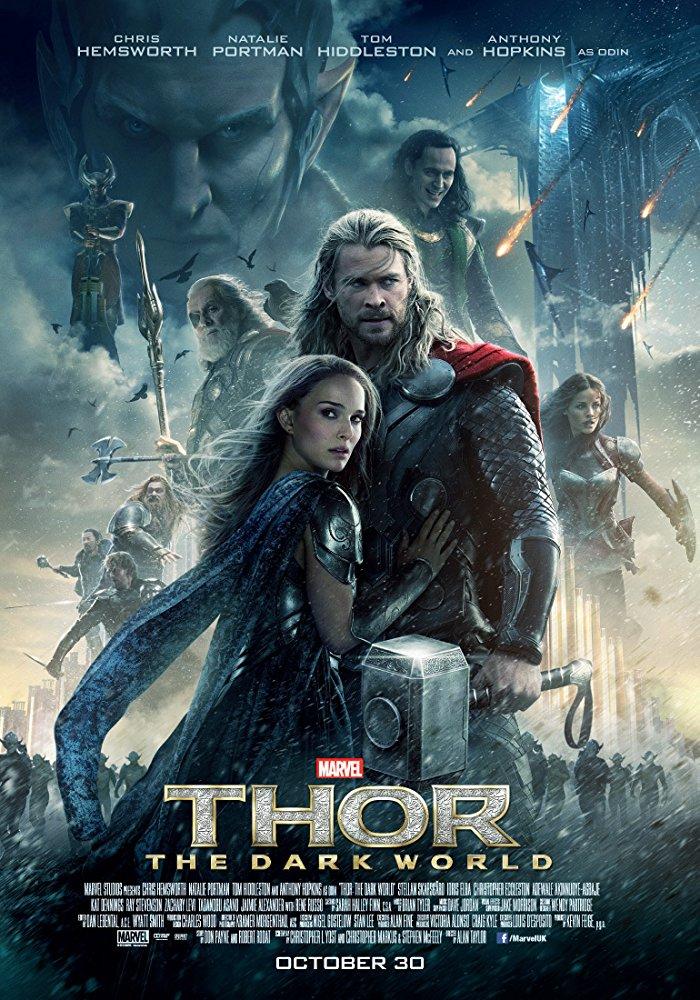 Thor Temný svet online cz