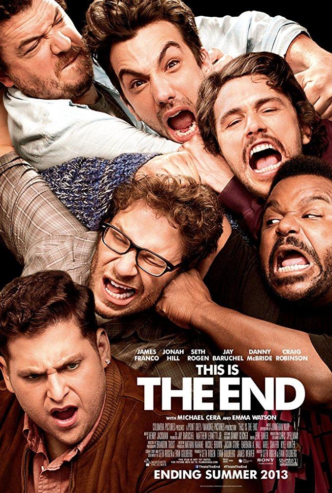 Apokalypsa v Hollywoodu To je koniec! online cz
