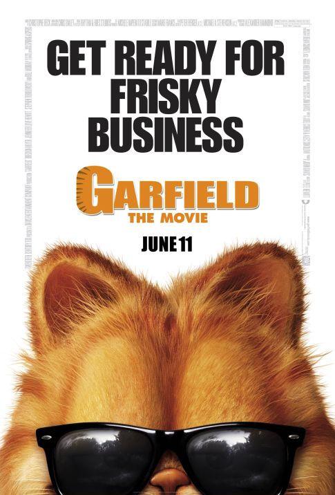 Garfield 1 online cz