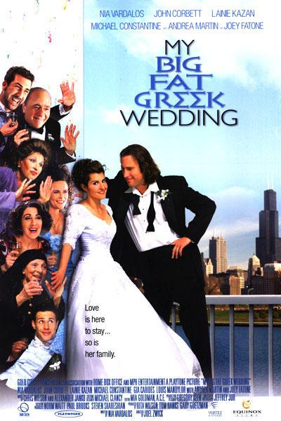 Moje tlustá řecká svatba Moja tučná grécka svadba 1 online cz