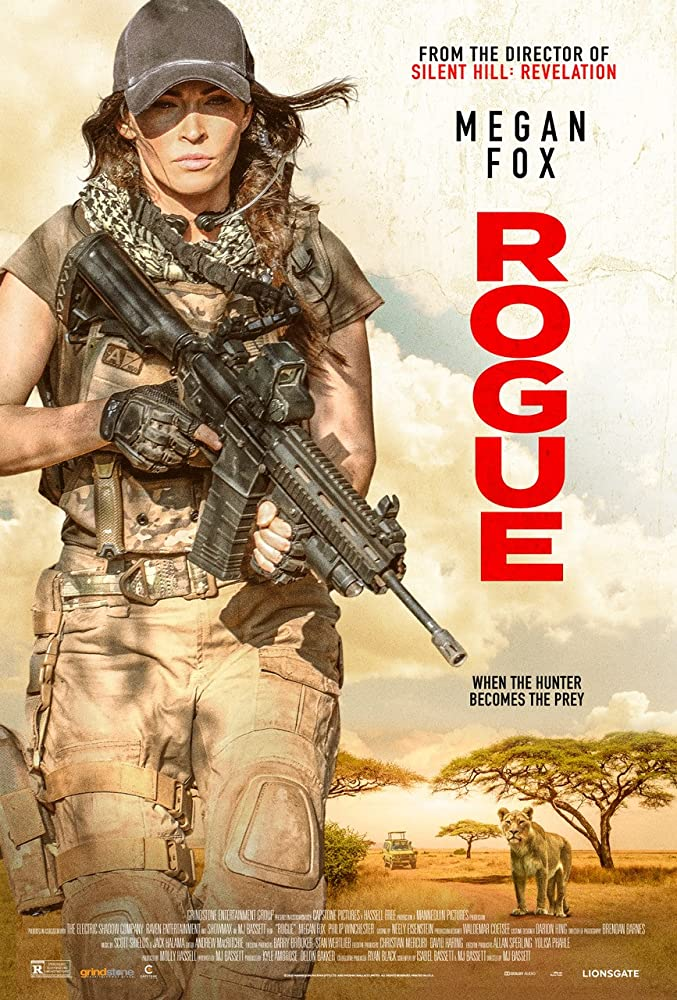 Rogue online cz