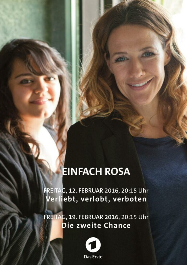 Rosa Svatební romance online cz