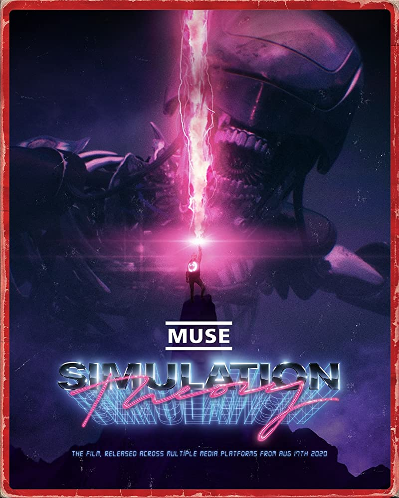 Simulation Theory Film online cz