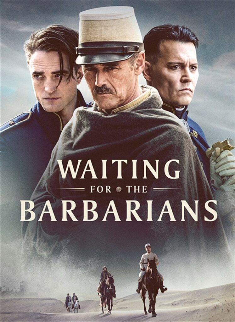 Waiting for the Barbarians online cz