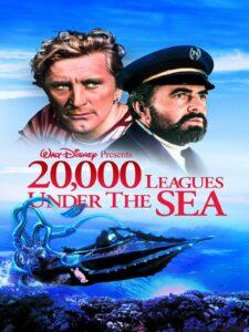 20 000 mil pod mořem online cz